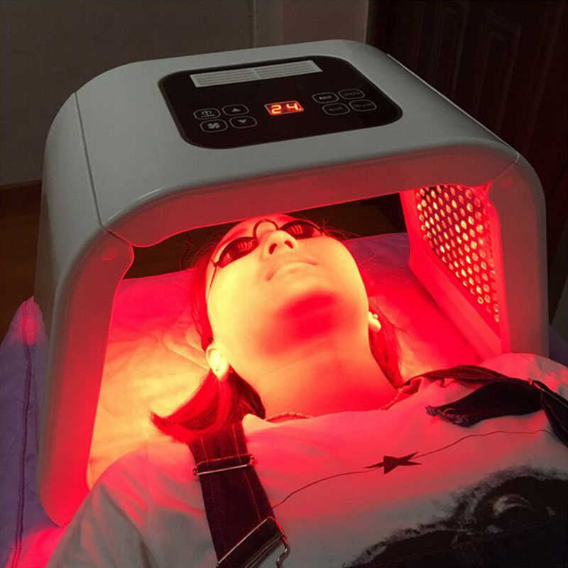 Photonic Laser immersion Facial Therapy